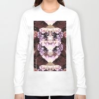 minerals Long Sleeve T-shirts featuring Mira Minerals by lalaprints
