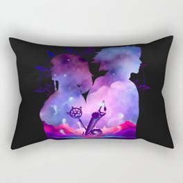 This is my Story Rectangular Pillow