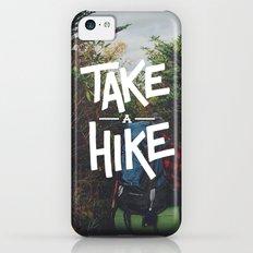 Take A Hike Slim Case iPhone 5c