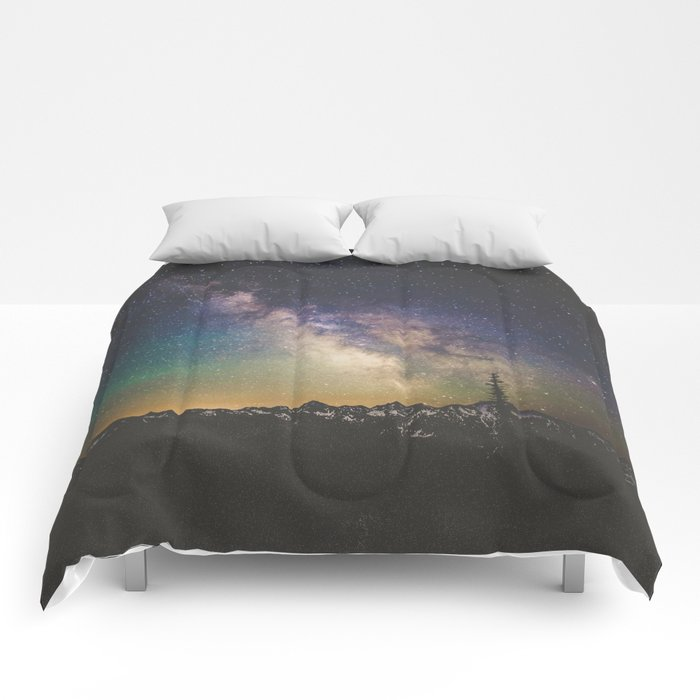North Cascades XXIII Comforters