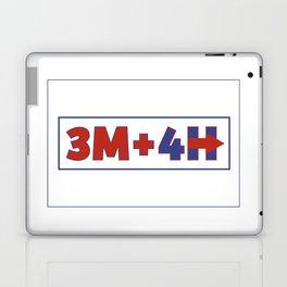 3M+4H Laptop & iPad Skin
