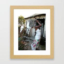Bunita Muhe Framed Art Print