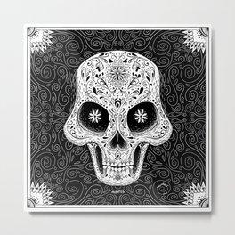 Muertos Metal Print