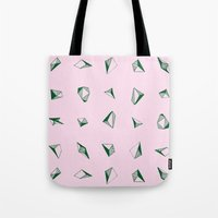 diamonds Tote Bags featuring DIAMONDS by ZARYA