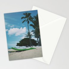 Get Lost in Hawaii Stationery Cards