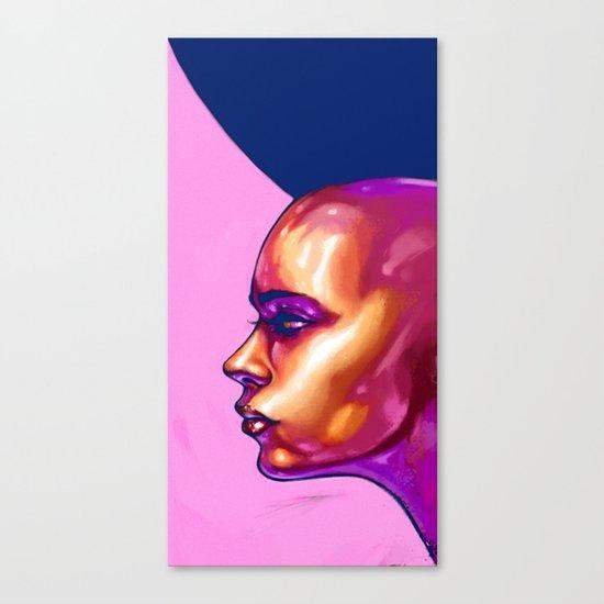 Noise Canvas Print