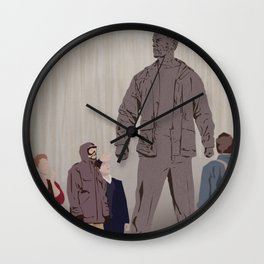 Jaynestown Wall Clock