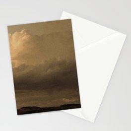 Sepia Storm - San Rafael Reef - Utah Stationery Cards