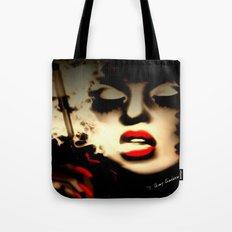 SASSY LADY Tote Bag