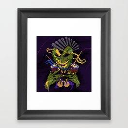 Idol Music Framed Art Print