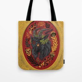 Guide Thy Hand Tote Bag