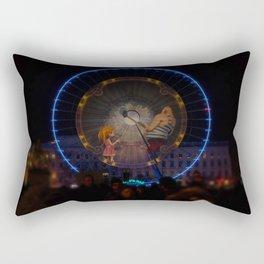 Lyon (France) - Fête des Lumières Rectangular Pillow