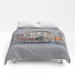 Evening in Italy Comforters