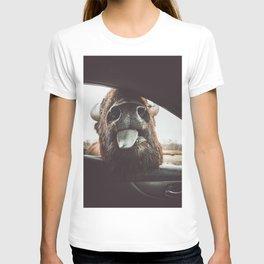 Bison Wassup T-shirt