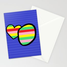 LOVE PEBBLES ART Stationery Cards