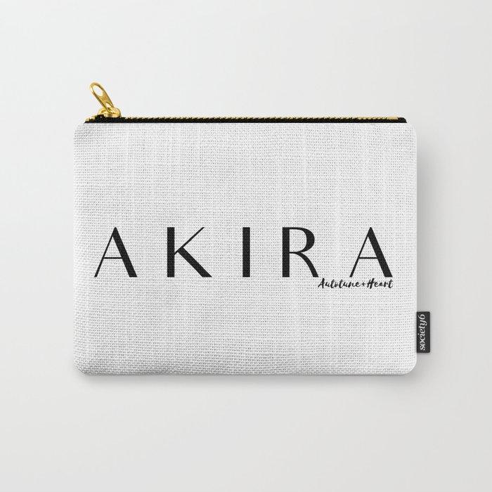 """Autotune + Heart"" Official Merchandise Carry-All Pouch"