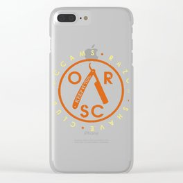 Keep It Tidy Clear iPhone Case