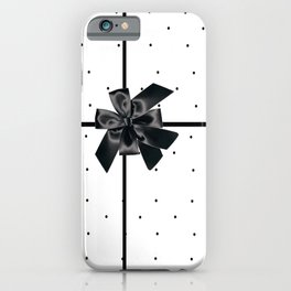Gifted: Black Tie Affair iPhone Case