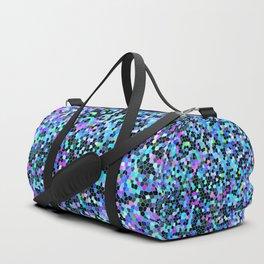 Mosaic Texture G46 Duffle Bag