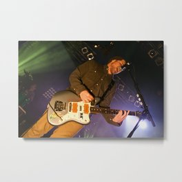 Brand New - Jesse Lacey 8 Metal Print