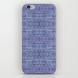 BOGO DENIM iPhone Skin