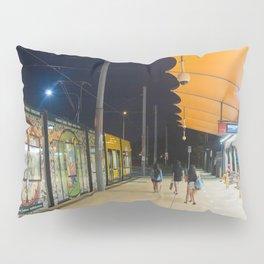 Light Rail Station Pillow Sham