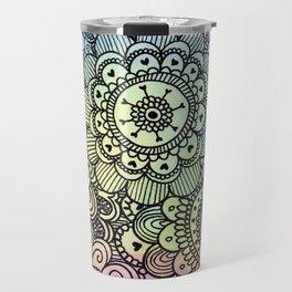 acuarelas Travel Mug