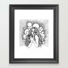 The Beyond Framed Art Print