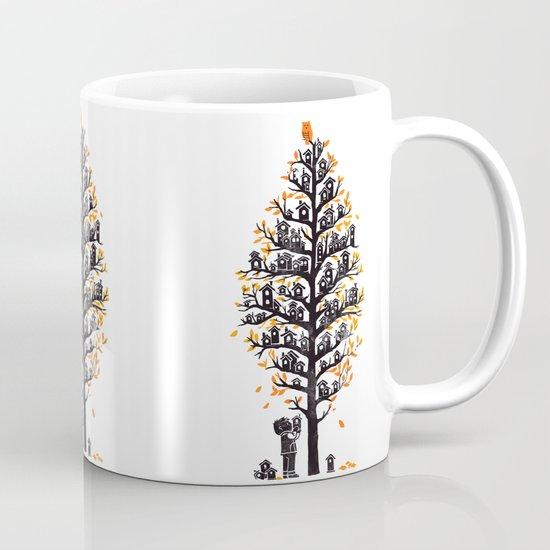 Hoot Lodge Mug