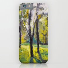 Pontefract Park at Sunset iPhone 6s Slim Case