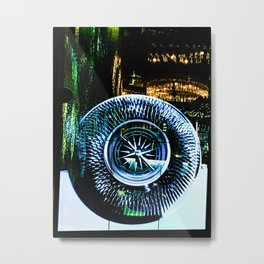 Tiredness Metal Print