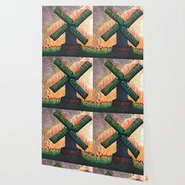 Tulips on Fire 71 Wallpaper