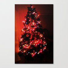 Christmas Tree. Canvas Print