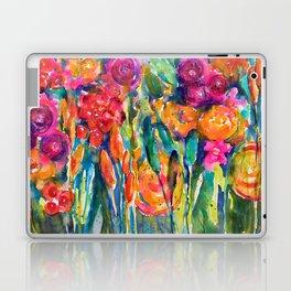 Mexican Bouquet Color Flowers Laptop & iPad Skin