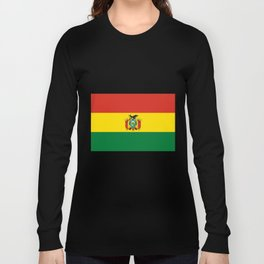 Bolivia Long Sleeve T-shirt