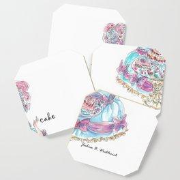 Marie Antoinette: Eat Cake Coaster