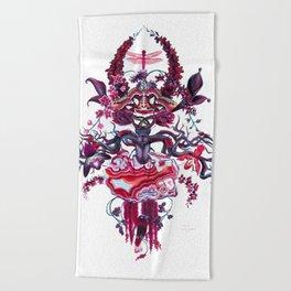 Merlot Beach Towel