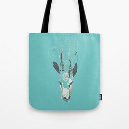 ZeBluZebu Tote Bag