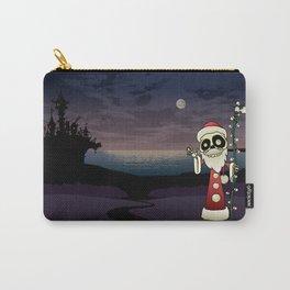 Santa Death Carry-All Pouch