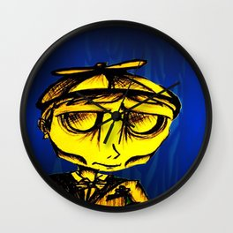 Ghoul #4, Tomfoolery Wall Clock