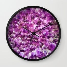 50 Shades of Stone Wall Clock