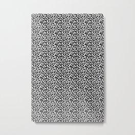 'MEMPHISLOVE' 22 Metal Print