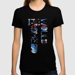 Blue 004 T-shirt