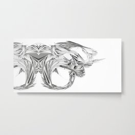 ga-11-005 Metal Print