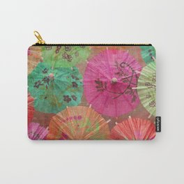 Parasols Tropical Punch Carry-All Pouch