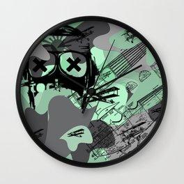 CamO Cloud JumPers Wall Clock
