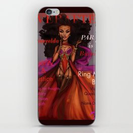 EverAfter Magazine | Esmerelda iPhone Skin