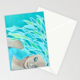 intermediate world Stationery Cards