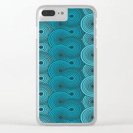 Seth Surge Clear iPhone Case