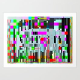 code life Art Print